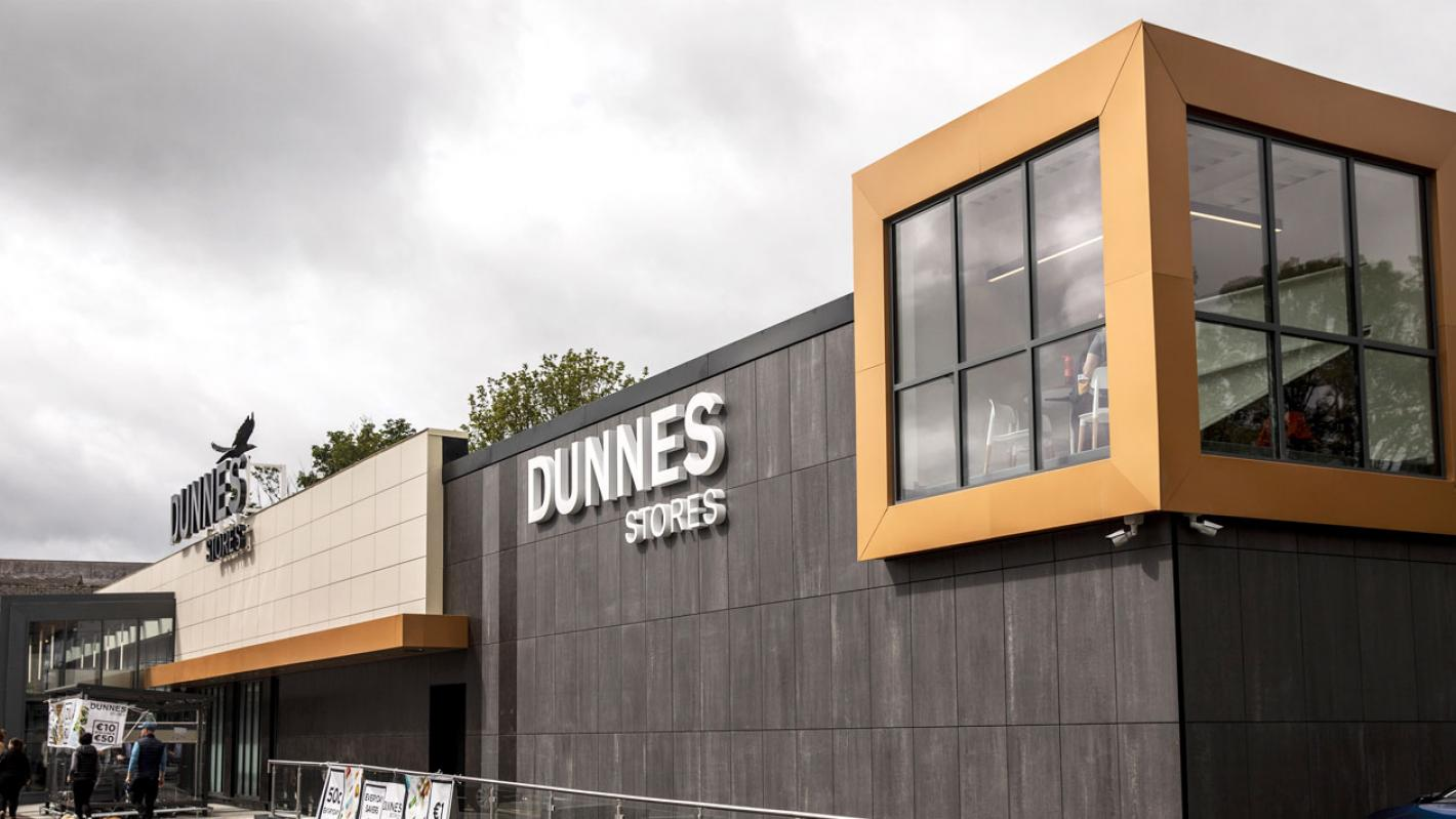 Dunnes Stores opens new store in Naas Town Centre